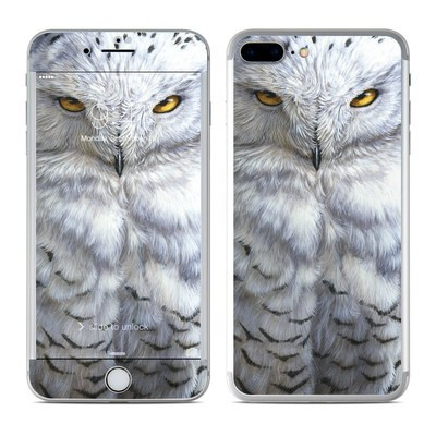 Apple iPhone 7 Plus Skin - Snowy Owl