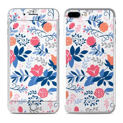 Apple iPhone 7 Plus Skin - Sofia
