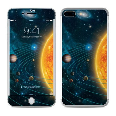Apple iPhone 7 Plus Skin - Solar System