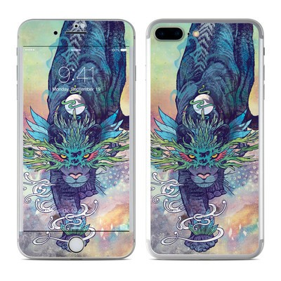 Apple iPhone 7 Plus Skin - Spectral Cat
