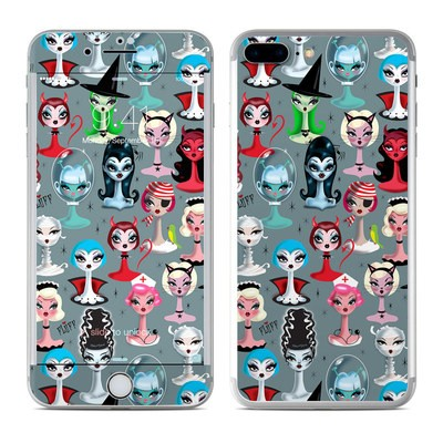 Apple iPhone 7 Plus Skin - Spooky Dolls