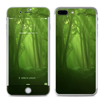 Apple iPhone 7 Plus Skin - Spring Wood