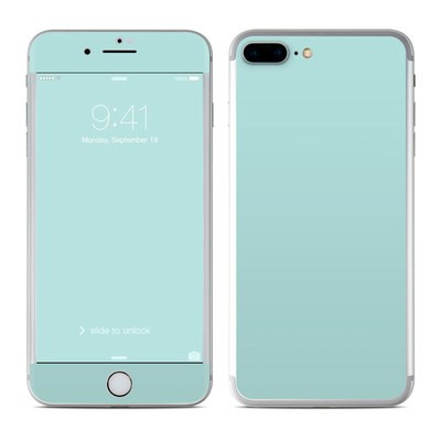 Apple iPhone 7 Plus Skin - Solid State Mint