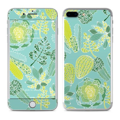 Apple iPhone 7 Plus Skin - Succulents