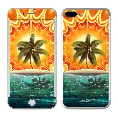 Apple iPhone 7 Plus Skin - Sundala Tropic