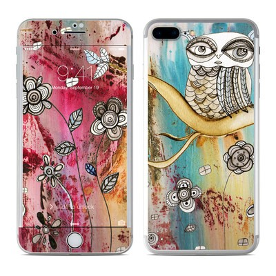 Apple iPhone 7 Plus Skin - Surreal Owl