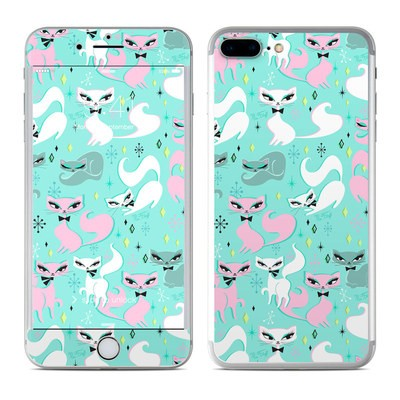 Apple iPhone 7 Plus Skin - Swanky Kittens