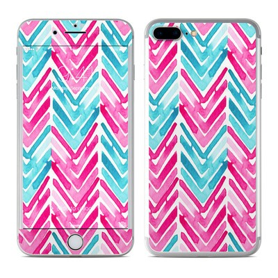 Apple iPhone 7 Plus Skin - Sweet Chevron