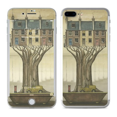 Apple iPhone 7 Plus Skin - Terraced Houses