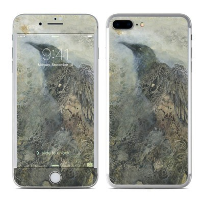 Apple iPhone 7 Plus Skin - The Raven