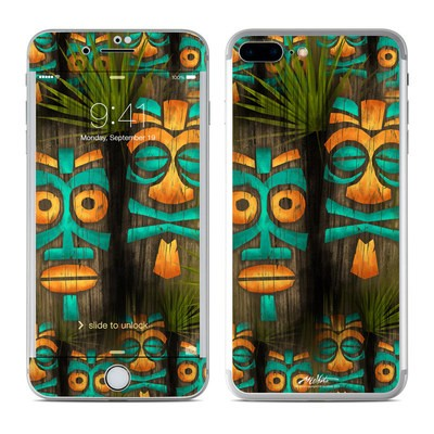 Apple iPhone 7 Plus Skin - Tiki Abu