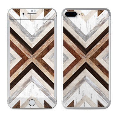 Apple iPhone 7 Plus Skin - Timber