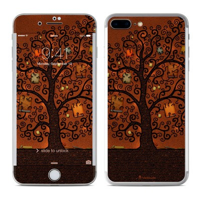 Apple iPhone 7 Plus Skin - Tree Of Books