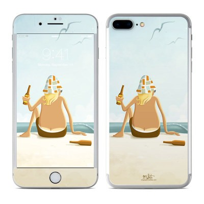 Apple iPhone 7 Plus Skin - Too Many Beers