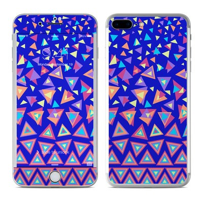 Apple iPhone 7 Plus Skin - Triangle Dance