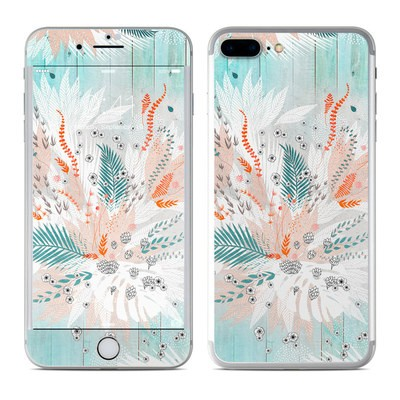 Apple iPhone 7 Plus Skin - Tropical Fern