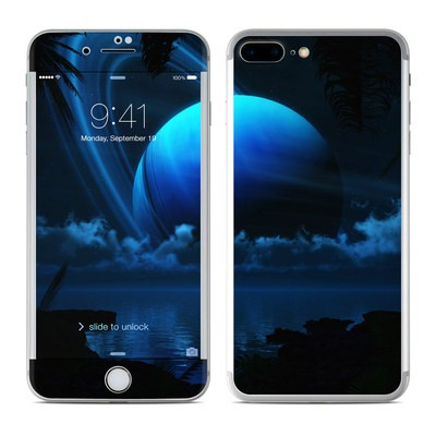 Apple iPhone 7 Plus Skin - Tropical Moon