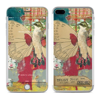 Apple iPhone 7 Plus Skin - Trust Your Dreams