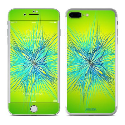 Apple iPhone 7 Plus Skin - Tube Stellations