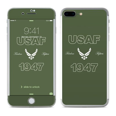 Apple iPhone 7 Plus Skin - USAF 1947
