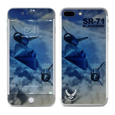Apple iPhone 7 Plus Skin - Blackbird