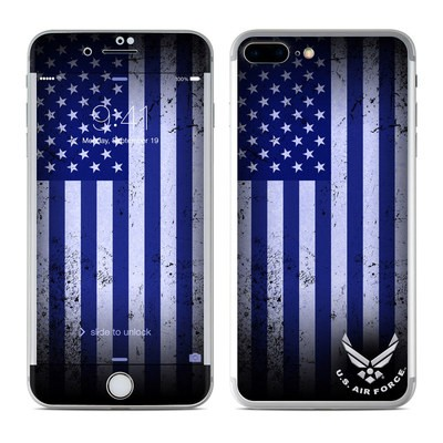 Apple iPhone 7 Plus Skin - USAF Flag