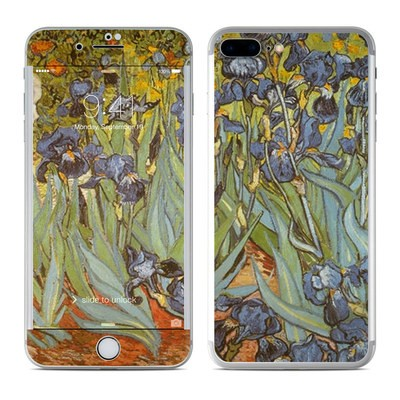 Apple iPhone 7 Plus Skin - Irises