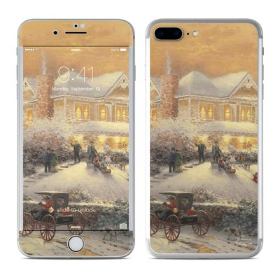 Apple iPhone 7 Plus Skin - Victorian Christmas