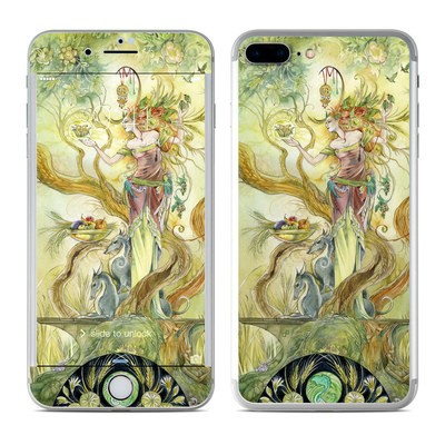 Apple iPhone 7 Plus Skin - Virgo