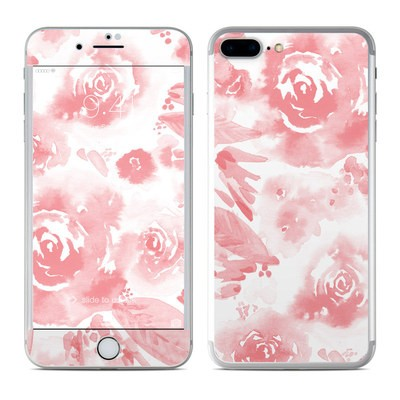 Apple iPhone 7 Plus Skin - Washed Out Rose
