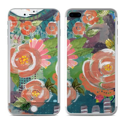 Apple iPhone 7 Plus Skin - Wild and Free