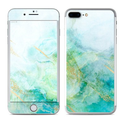 Apple iPhone 7 Plus Skin - Winter Marble