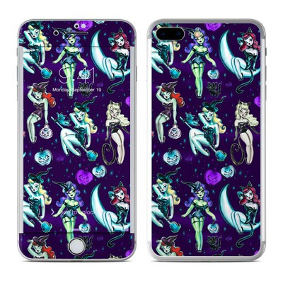 Apple iPhone 7 Plus Skin - Witches and Black Cats