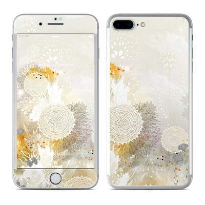 Apple iPhone 7 Plus Skin - White Velvet