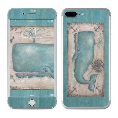 Apple iPhone 7 Plus Skin - Whale Watch