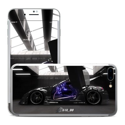 Apple iPhone 7 Plus Skin - Z33 Dark