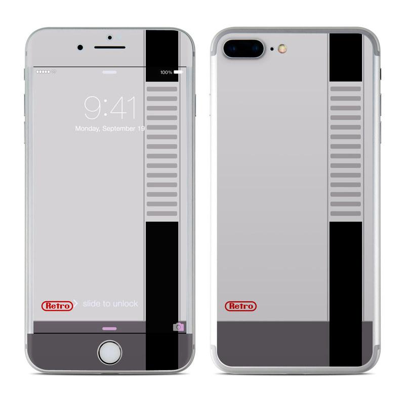 official photos a3c73 0c2d9 Apple iPhone 7 Plus Skin - Retro Horizontal