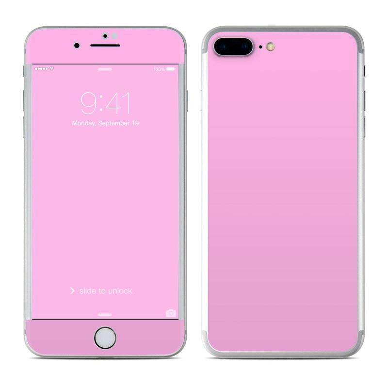 promo code 61beb b2c26 Apple iPhone 7 Plus Skin - Solid State Pink