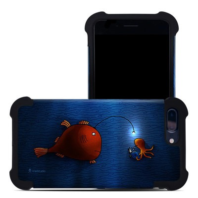 Apple iPhone 7 Plus Bumper Case - Angler Fish