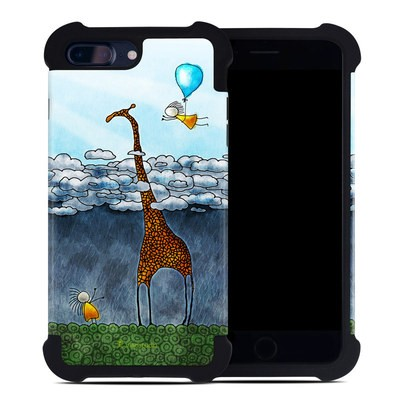 Apple iPhone 7 Plus Bumper Case - Above The Clouds