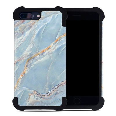 Apple iPhone 7 Plus Bumper Case - Atlantic Marble