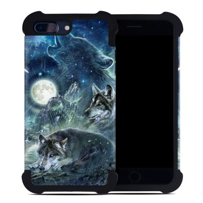 Apple iPhone 7 Plus Bumper Case - Bark At The Moon