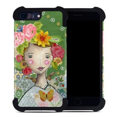 Apple iPhone 7 Plus Bumper Case - Be Glad
