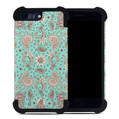 Apple iPhone 7 Plus Bumper Case - Birds Of A Flower