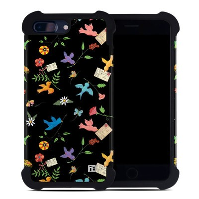 Apple iPhone 7 Plus Bumper Case - Birds