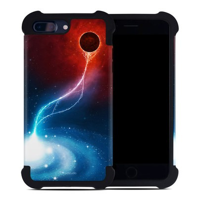 Apple iPhone 7 Plus Bumper Case - Black Hole
