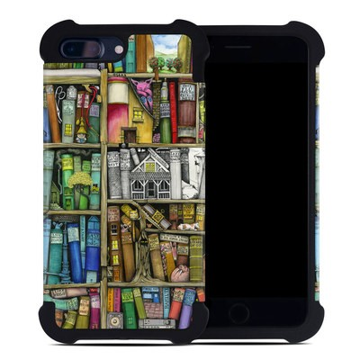 Apple iPhone 7 Plus Bumper Case - Bookshelf