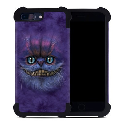 Apple iPhone 7 Plus Bumper Case - Cheshire Grin