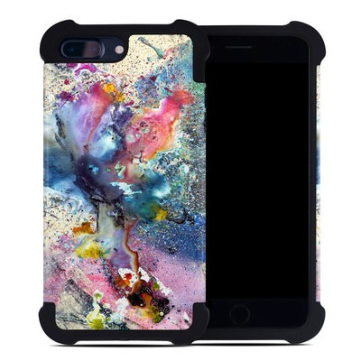 Apple iPhone 7 Plus Bumper Case - Cosmic Flower