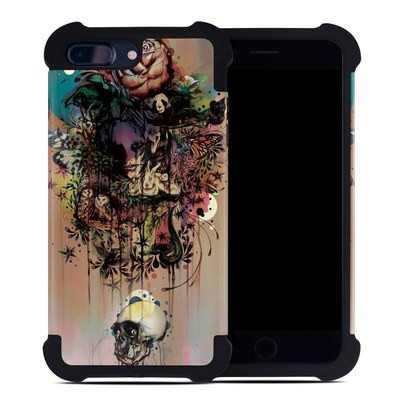 Apple iPhone 7 Plus Bumper Case - Doom and Bloom